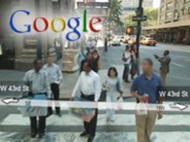 Vie privée : le service Street View de Google cible d'une plainte