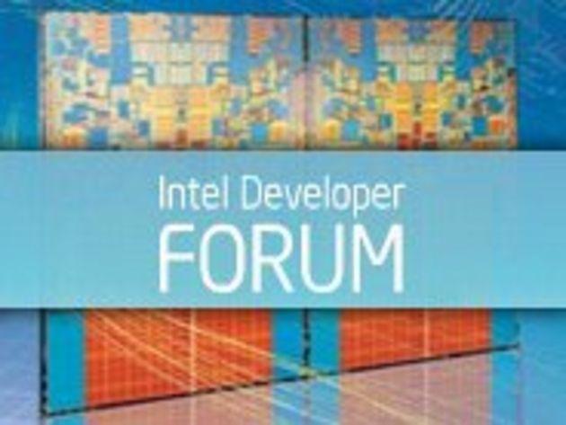 IDF 2008 : Intel dégaine ses disques flash SSD