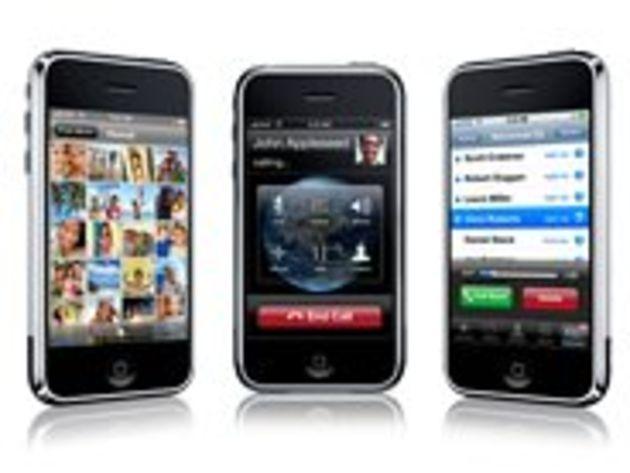 La 3G fait décoller la fréquentation des sites depuis l'iPhone