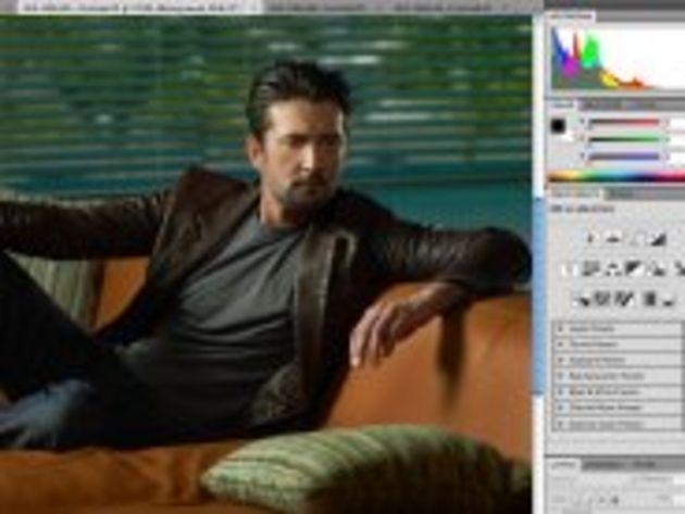 Premier aperçu de Creative Suite 4, la nouvelle suite graphique Adobe