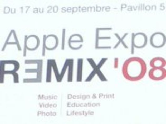 Apple Expo 2008 en images