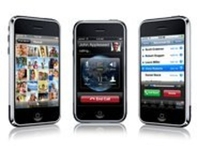 Bientôt 5 millions d'iPhone 3G écoulés, selon la banque Piper Jaffray