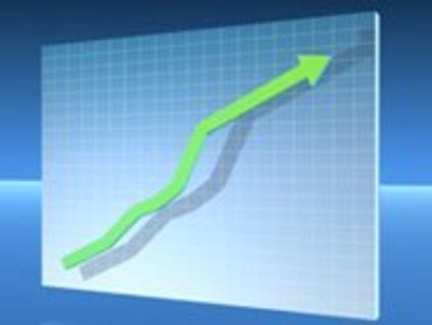Les ventes de musique numérique progressent de 32 %