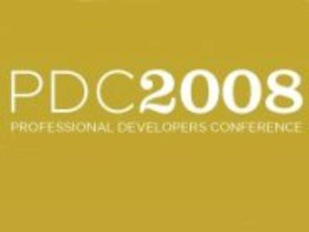 Windows 7 vedette de la Professional Developers Conference de Microsoft