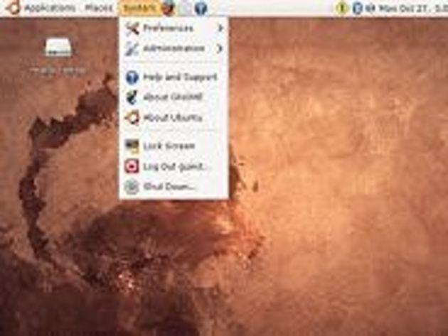 Les nouveautés d'Ubuntu 8.10 en images