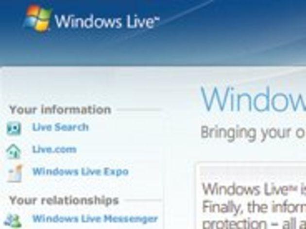 Les services Live de Microsoft font le bonheur des spammeurs