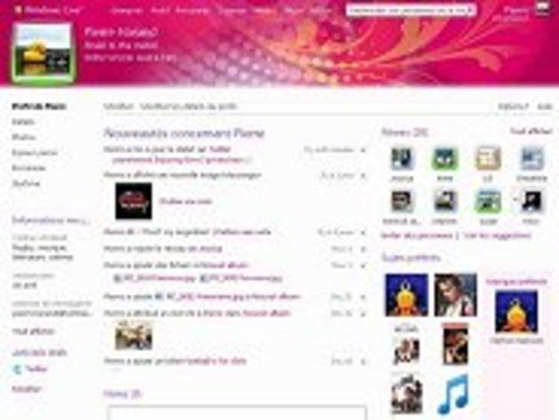 Windows Live : les nouvelles fonctionnalités sociales en images