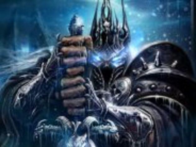 The Wrath of The Lich King : la deuxième extension de WoW débarque le 13 novembre