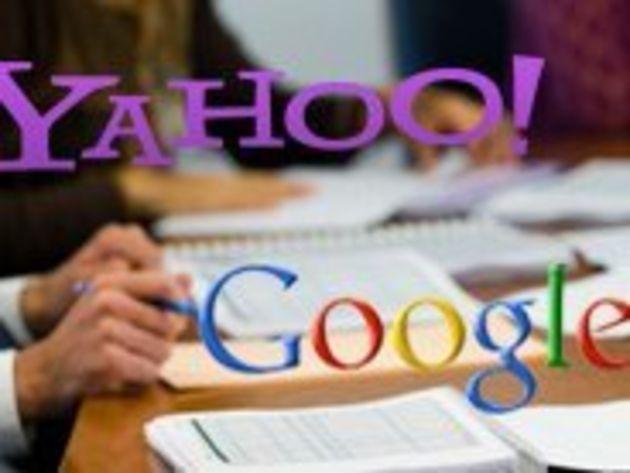 Google et Yahoo ont échappé à des poursuites du gouvernement américain