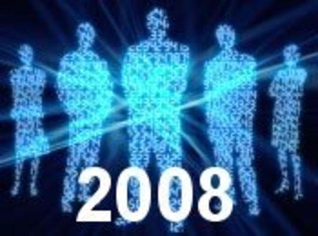 Evénements 2008 : le palmarès des lecteurs de ZDNet.fr