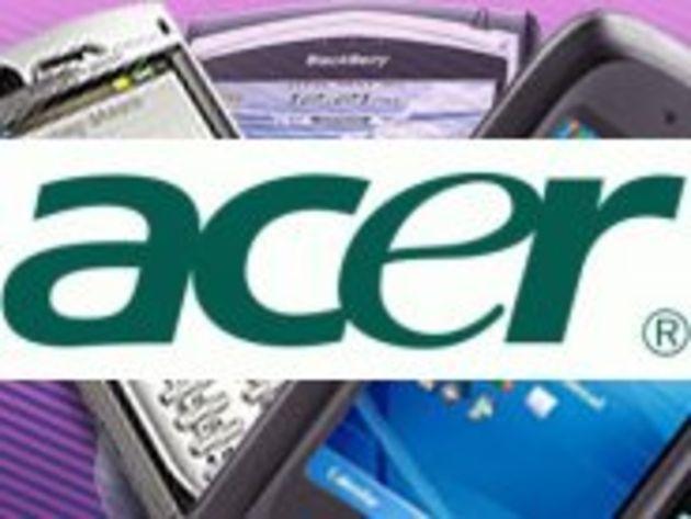 Mobile World Congress 09 - Acer lancera ses premiers smartphones
