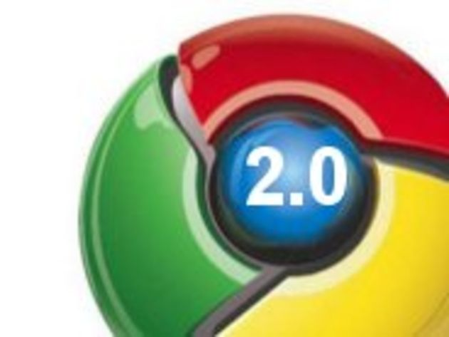 Google lance la version 2 de Chrome