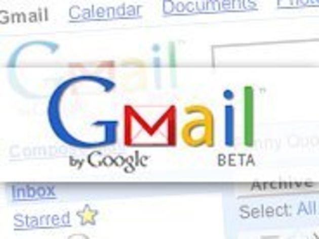 Webmail : Gmail fait une percée en France... mais reste loin derrière Windows Live et Orange Mail