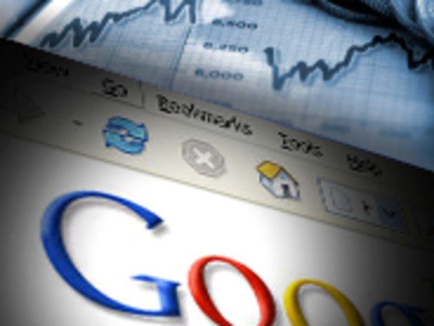 Le modèle publicitaire de Google résiste bien à la crise