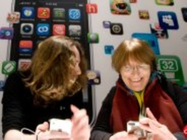 Dans les allées du Macworld 2009