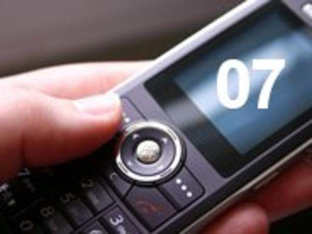 L'Arcep valide les numéros de téléphones mobiles en 07
