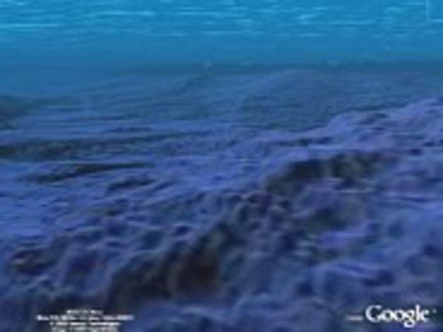 Avec Ocean, Google Earth 5.0 explore les fonds marins