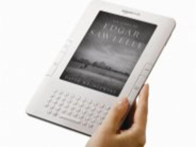 e-Book : le Kindle 2 d'Amazon en images