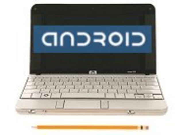 Android de Google bientôt sur des netbooks
