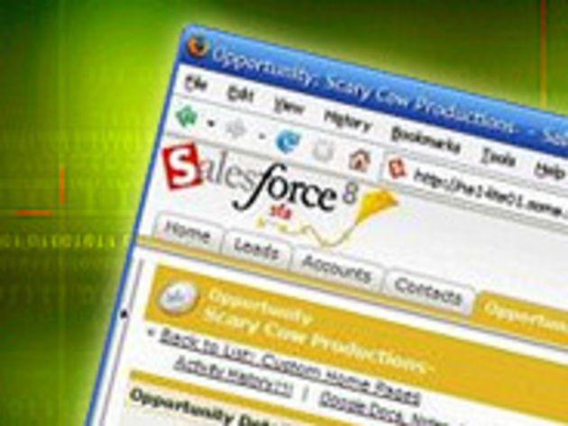 Salesforce.com inaugure la version Spring'09 de sa plate-forme CRM