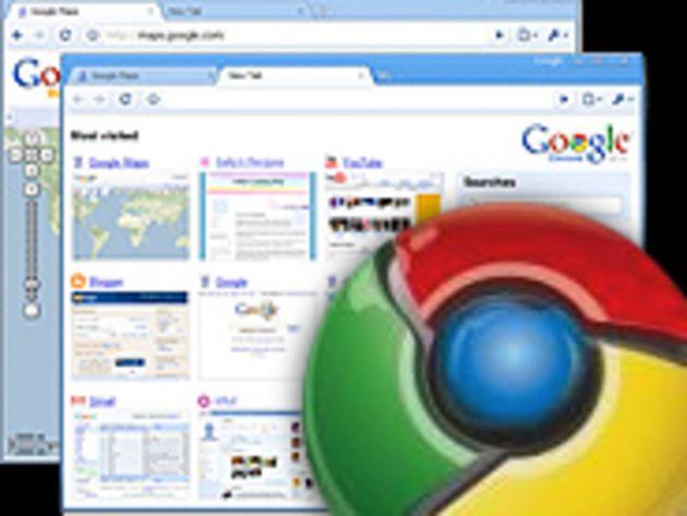 Google utilise des tests JavaScript pour promouvoir Chrome