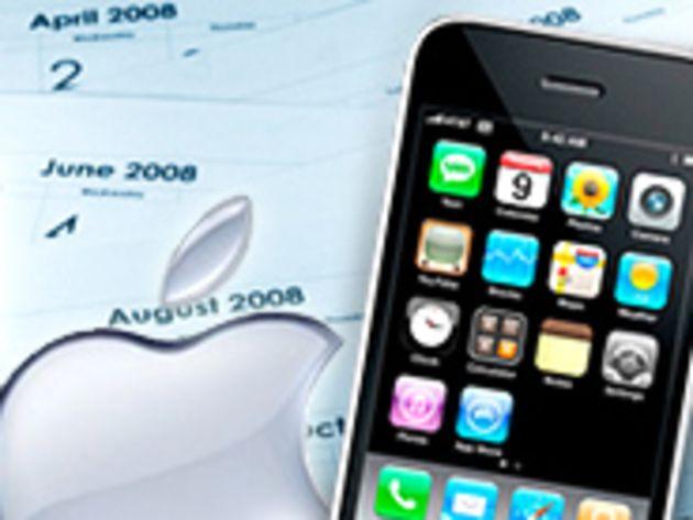 Bouygues Telecom commercialise l'iPhone 3G à partir du 29 avril