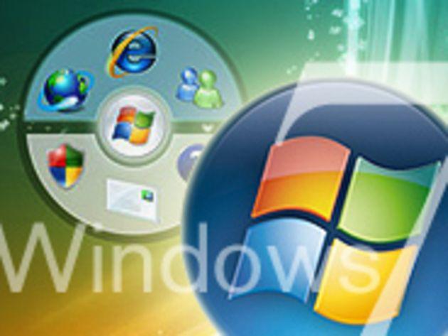 Nouvelle série d'améliorations sur Windows 7 avant la sortie de la RC1