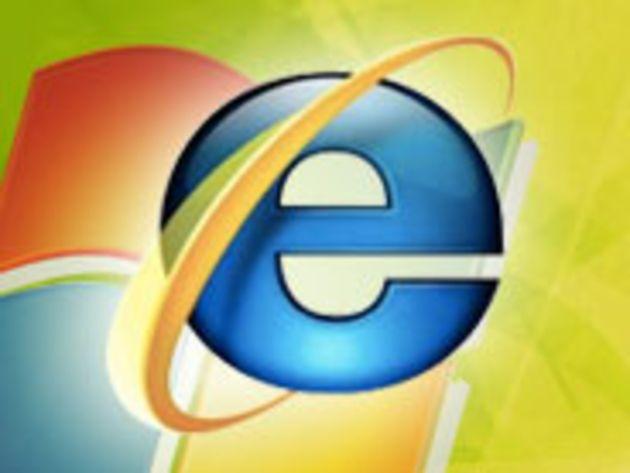 La version finale d'Internet Explorer 8 devrait sortir mi-mars