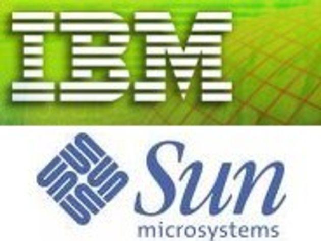 IBM rachèterait Sun pour 7 milliards de dollars