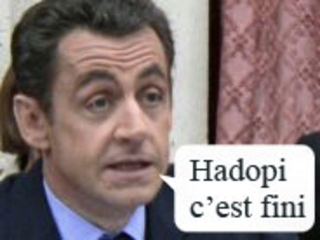 Hadopi : le jour où Sarkozy a enterré la riposte graduée