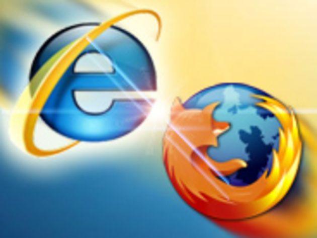 Failles de sécurité : Firefox et Internet Explorer difficiles à départager