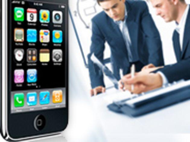 iPhone en entreprise : un choix séduisant malgré certaines lacunes