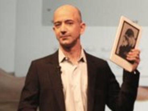 Amazon présente son Kindle DX doté d'un large écran 9,8 pouces