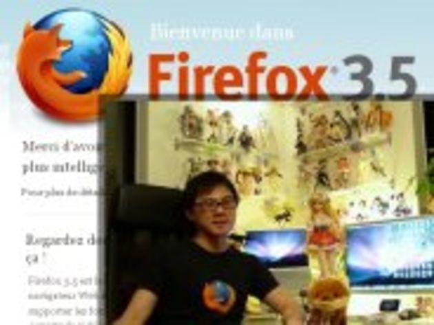 Firefox 3.5 : les nouveautés et améliorations en images