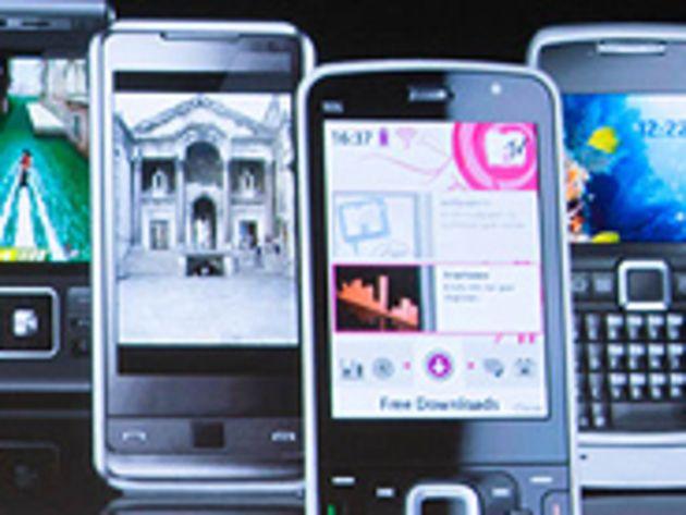 Plus de 8 millions d'adeptes de l'Internet Mobile en France