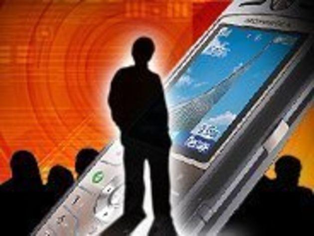 Toujours moins de vols de mobiles en France