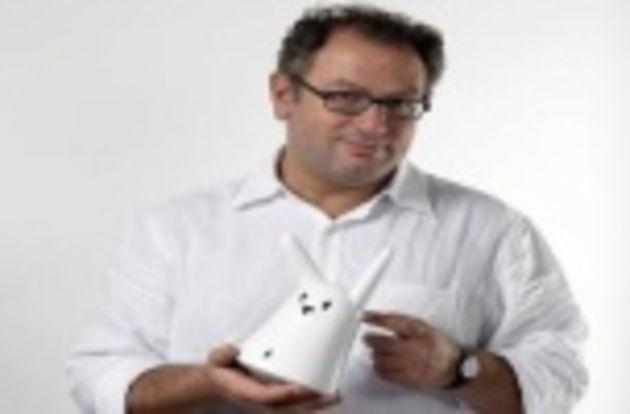 Rafi Haladjian (Violet) : le lapin Nabaztag victime de la
