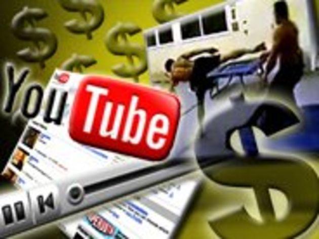 YouTube : les auteurs de vidéo à succès recevront de l'argent