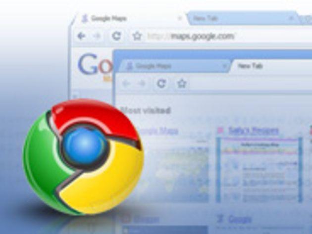 Chrome OS : les premières images ?