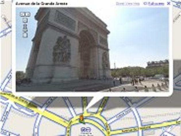 Google invite les internautes français à choisir des sites pour Street View