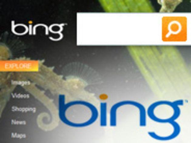 Bing 2.0 mis en service lundi prochain ?