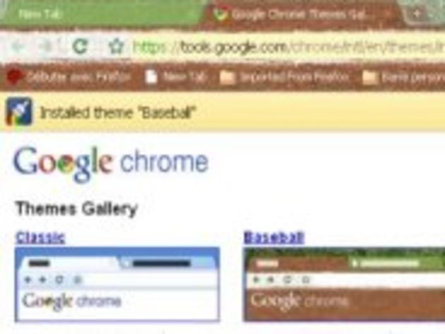 Test : Chrome 3 plus rapide, mais sans nouveauté majeure