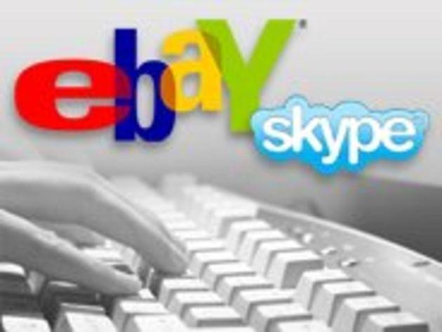 eBay serait sur le point de céder Skype