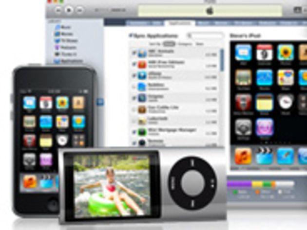 Conférence Apple : Steve Jobs, iPhone 3.1, iTunes 9 et renouvellement des iPod