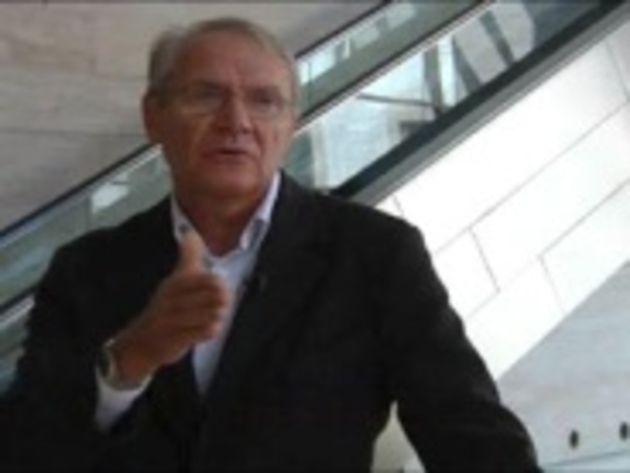 Serge Ferré, vice-président de Nokia :