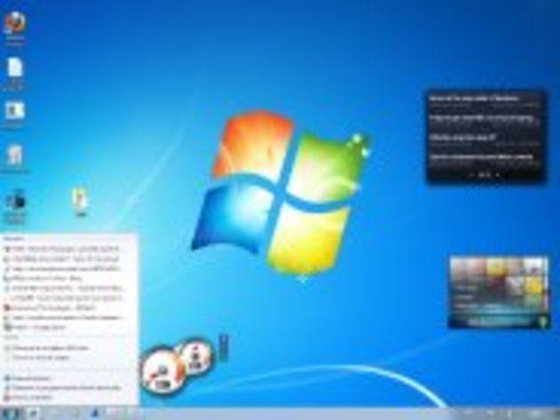 Windows 7 : les principales nouveautés en images