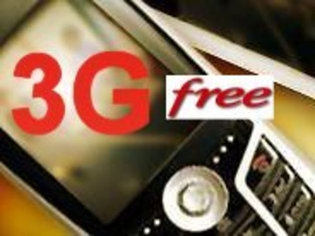 Free est le seul candidat à la 4e licence mobile 3G