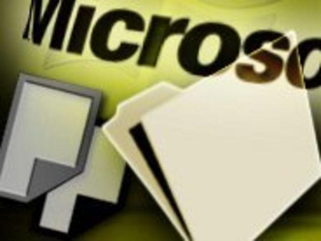 Microsoft se décide à ouvrir le format .pst d'Outlook