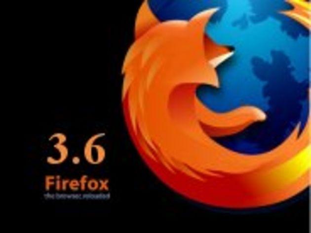 La bêta 2 de Firefox 3.6 déjà disponible