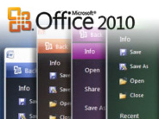 Office 2010 disponible en cinq éditions en juin 2010